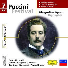 Puccini Festival - Die großen Opern Highlights, 00028948009138