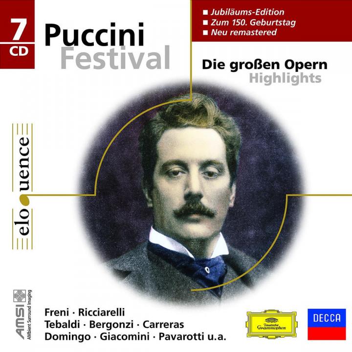 Puccini Festival - Die großen Opern Highlights 0028948009134