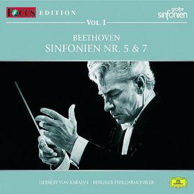 Die Berliner Philharmoniker, Beethoven: Sinfonie Nr.5, Op.67, Sinfonie Nr.7, Op.92, 00028948007004