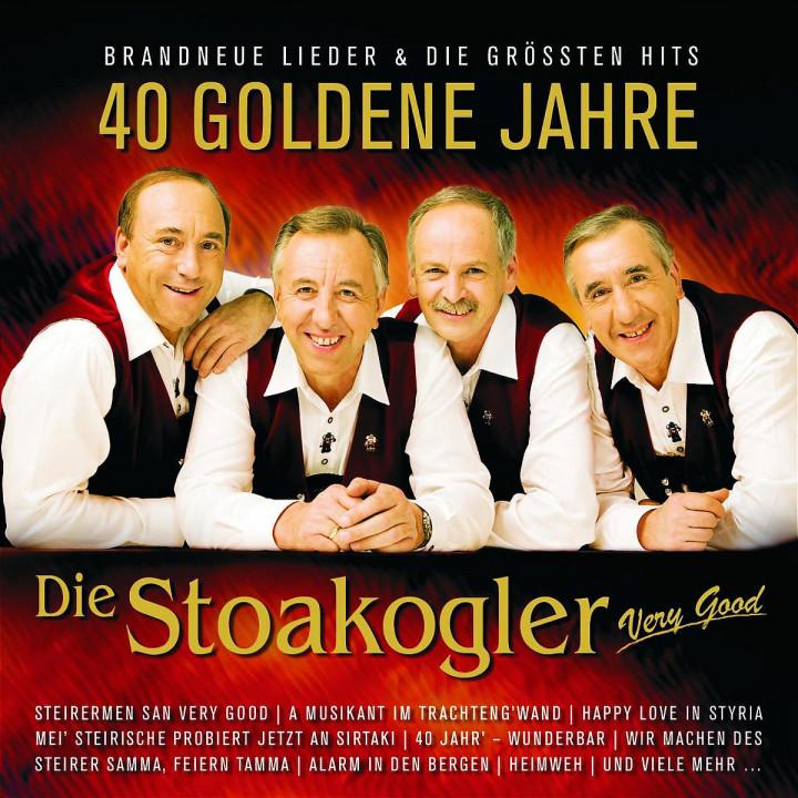 40 Goldene Jahre 0602517632345