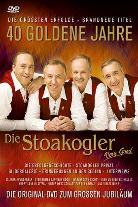 Die Stoakogler, 40 Goldene Jahre, 00602517632356