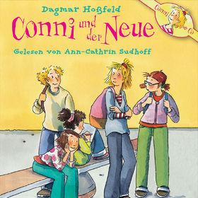 Conni, Conni & Co 02: Dagmar Hoßfeld: Conni und der Neue, 00602517623804