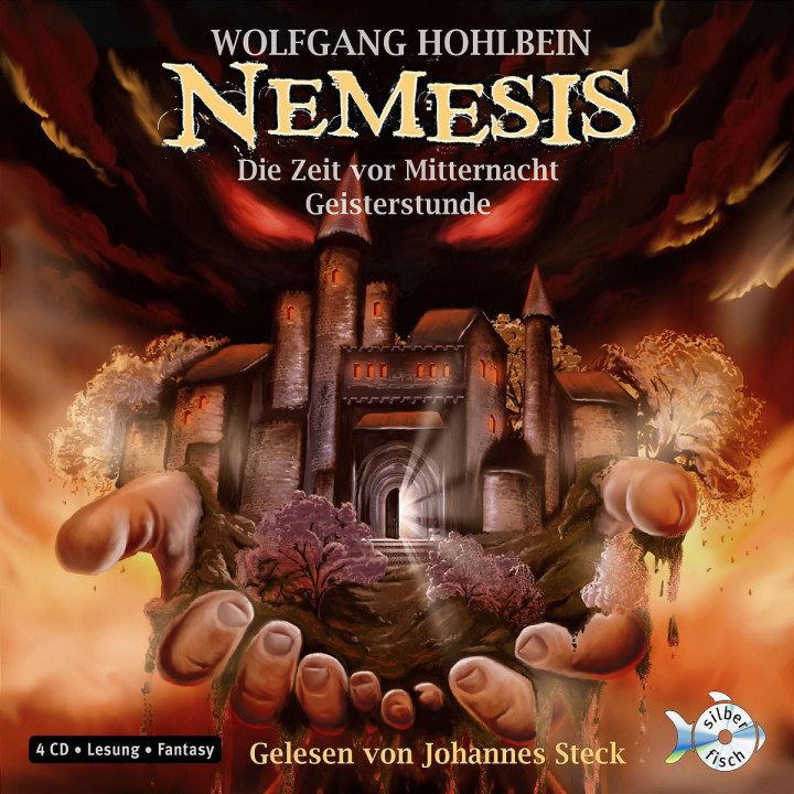 Wolfgang Hohlbein: Nemesis 9783867428136