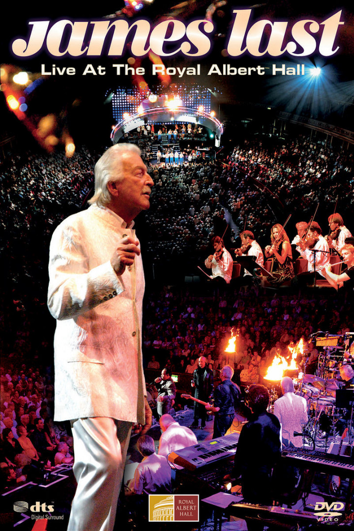 James Last - Live At The Royal Albert Hall 0602517660973