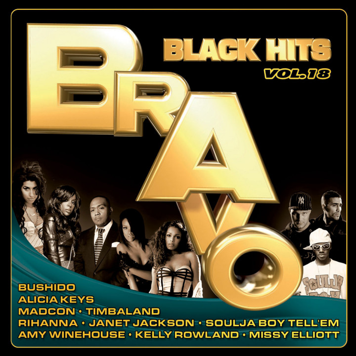 Bravo Black Hits Vol. 18 0600753077319