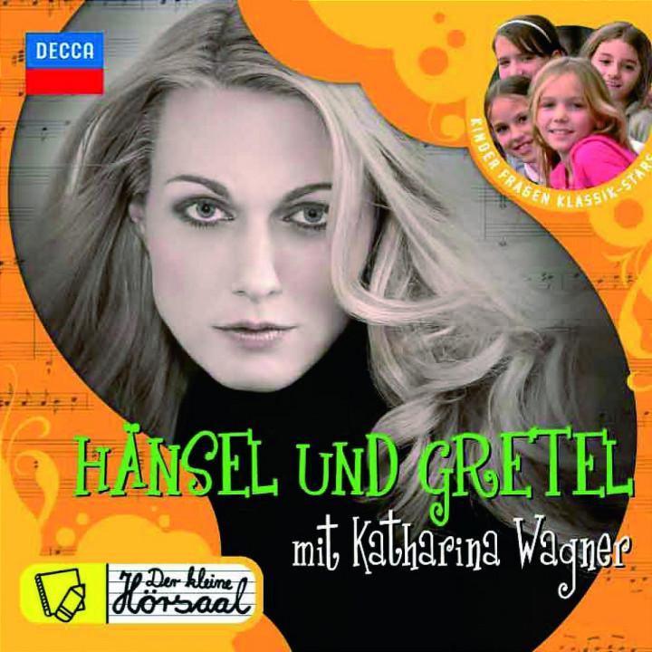 Der kleine Hörsaal - HÄNSEL UND GRETEL mit Katharina Wagner 0028948008203