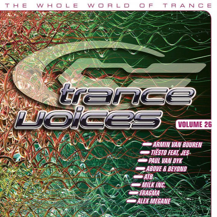 Trance Voices Vol. 26 0600753079333