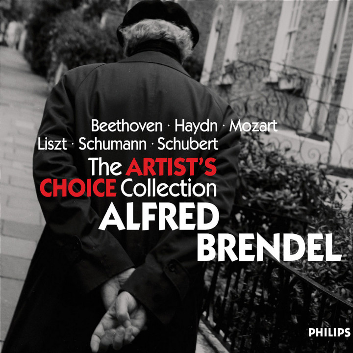 Alfred Brendel: The Artist's Collection 0028947804215