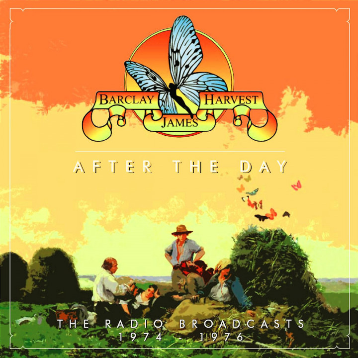 After The Day - The Radio Broadcasts 1974 -1976 0600753063356