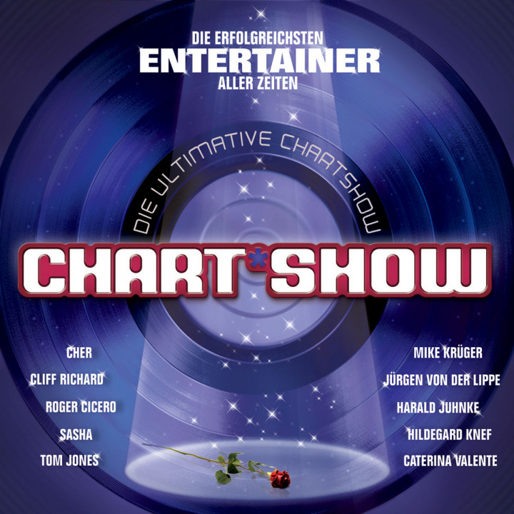 Die Ultimative Chartshow - Entertainer 0600753080555