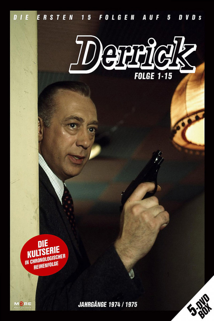 Derrick Collector's Box 1 4032989601611