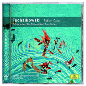 Classical Choice, Tchaikovsky: Ballet Suites, 00028947775041