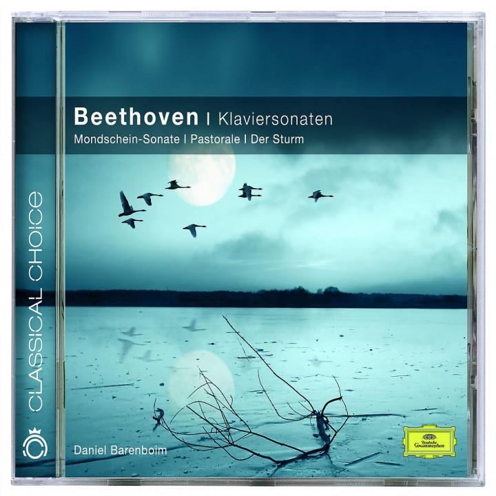 "Beethoven: Piano Sonatas Nos.14 ""Moonlight"", 15 ""Pastorale"" & 17 ""Tempest"" 0028947775054"
