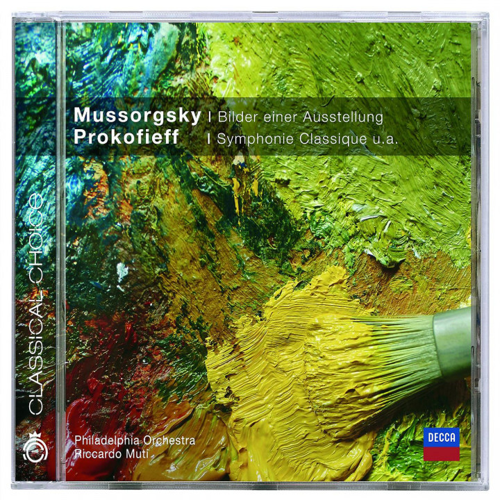 Mussorgsky: Pictures at an Exhibition 0028947775087