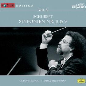 Staatskapelle Dresden, Focus Edition - Vol.8: Sinfonien 8 & 9, 00028948006847