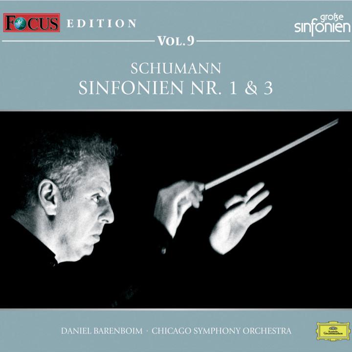Schumann: Sinfonie Nr.1, Op.38, Sinfonie Nr.3, Op.97 0028948006902