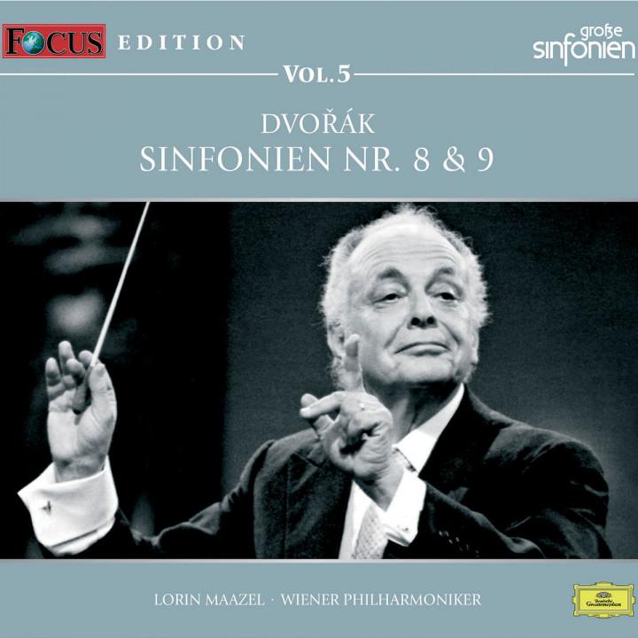 Dvorak: Sinfonie Nr.8, Op.88, Sinfonie Nr.9, Op.95 0028948006913