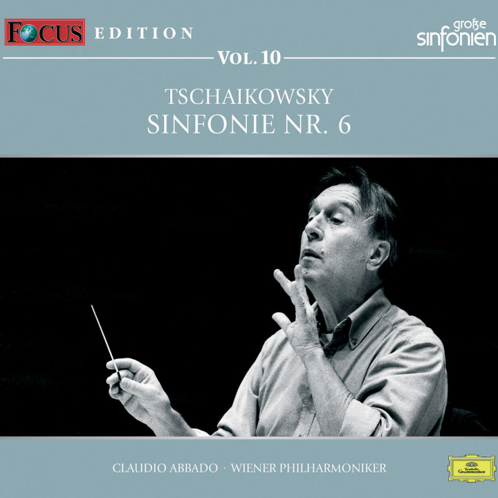 "Tchaikovsky: Sinfonie Nr.6, Op.74 ""Pathétique""; Ouvertüre Romeo und Julia 0028948006924"