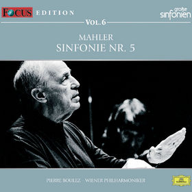 Pierre Boulez, Focus Edition - Vol.6: Sinfonie 5, 00028948006946