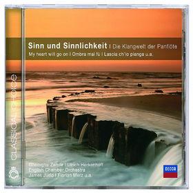Classical Choice, Sinn und Sinnlichkeit - Die Klangwelt der Panflöte, 00028948009794