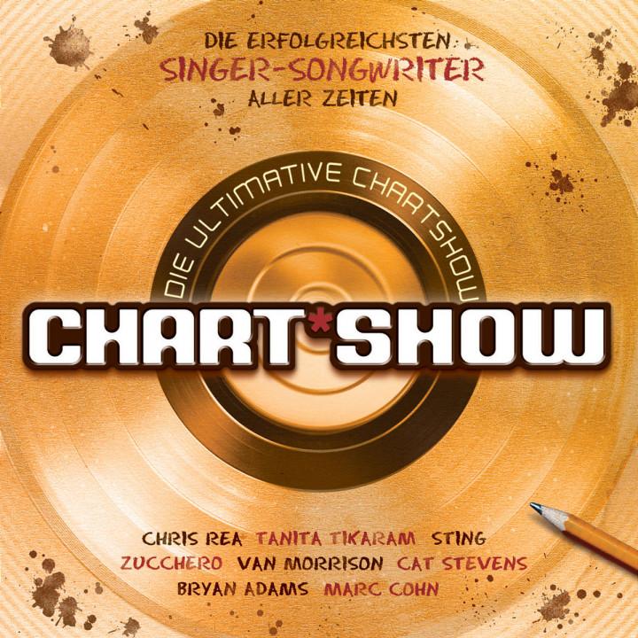 Die Ultimative Chartshow - Singer- Songwriter 0600753081327