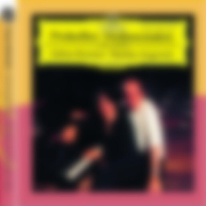Prokofiev: Violin Sonatas 0028947774341