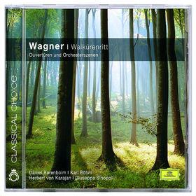 Classical Choice, Wagner: Die schönsten Ouvertüren, 00028947775065