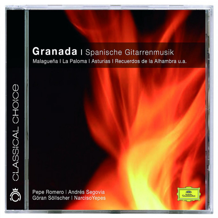 Granada - Spanische Gitarrenmusik 0028947775076