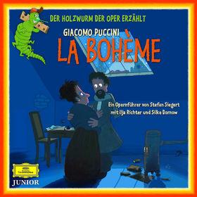 Der Holzwurm der Oper erzählt, Der Holzwurm der Oper erzählt: La Bohème, 00028948004966