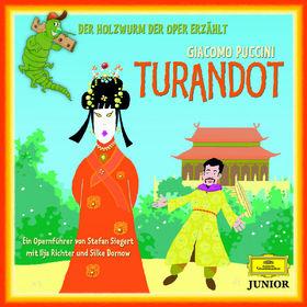 Der Holzwurm der Oper erzählt, Der Holzwurm der Oper erzählt: Turandot, 00028948005000