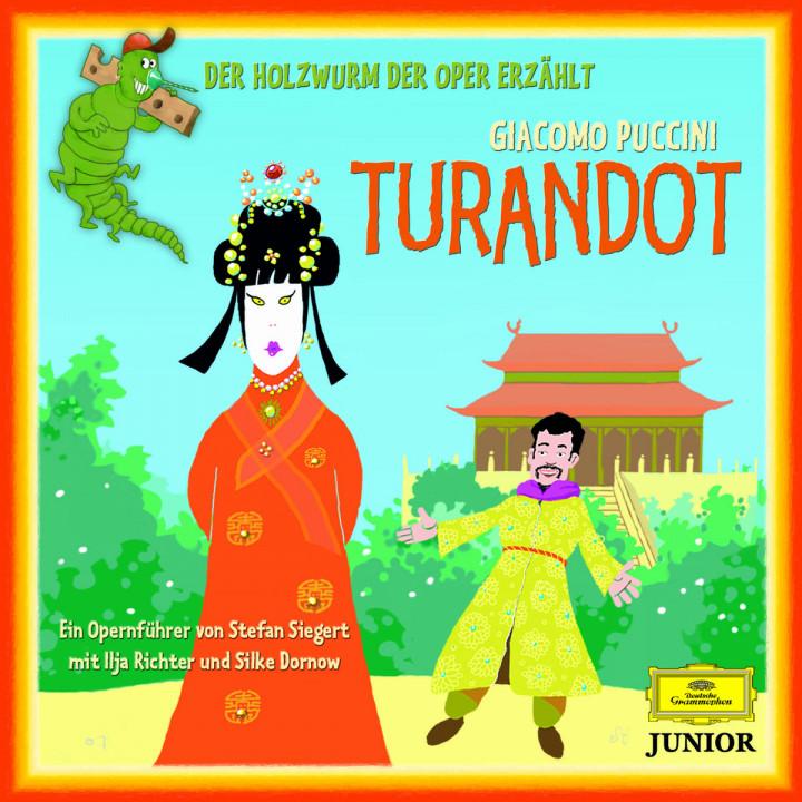 Der Holzwurm der Oper erzählt: Turandot 0028948005004