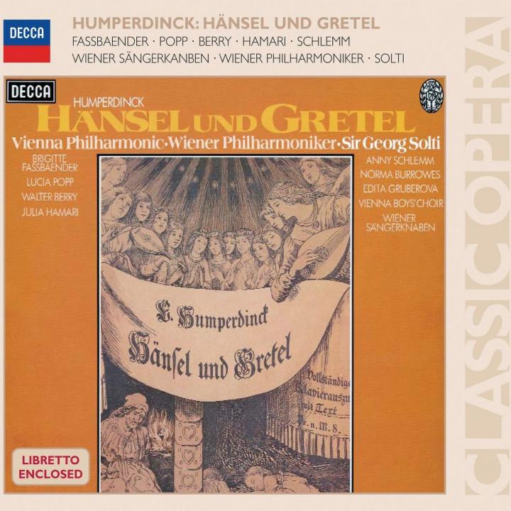 Humperdinck: Hansel und Gretel 0028947801430