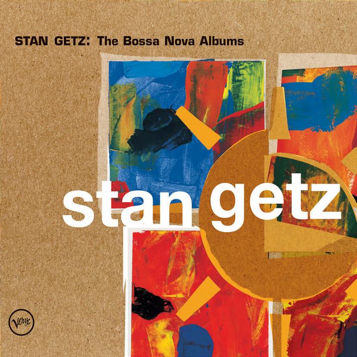 Stan Getz: The Bossa Nova Albums 0602517549698
