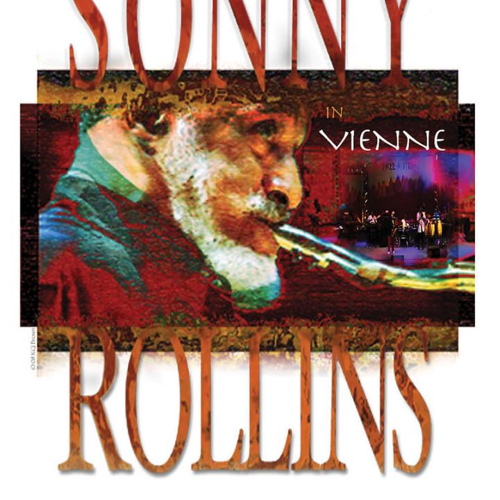 Sonny Rollins In Vienne 0602517675487