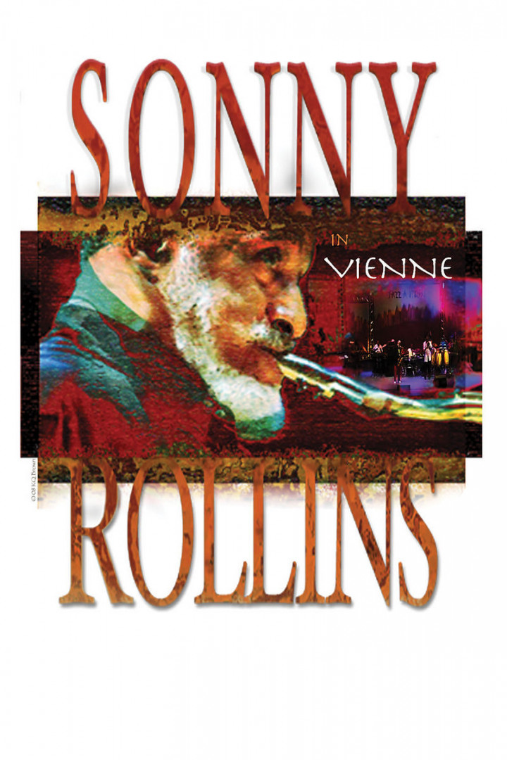 Sonny Rollins In Vienne 0602517675487