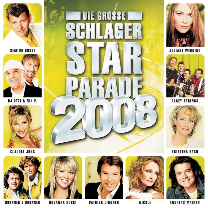 Die grosse Schlager Starparade 2008 0600753071014