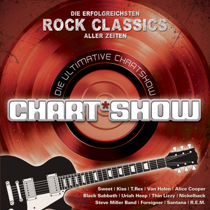 Die Ultimative Chartshow - Rock Classics 0600753080843