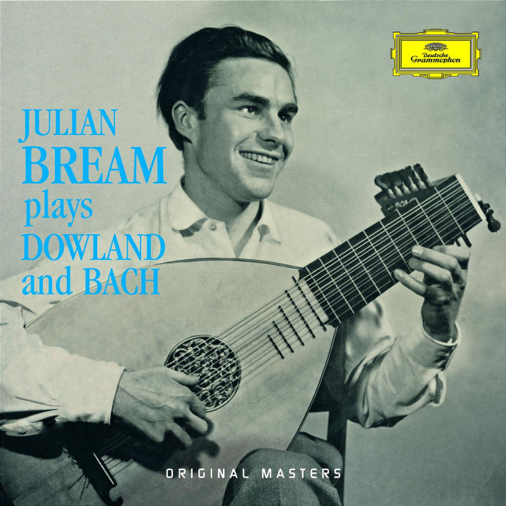 Julian Bream Plays Dowland And Bach 0028947775504
