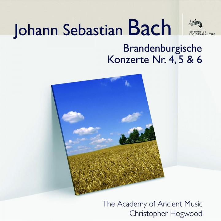 Bach: Brandenburgische Konzerte Nr.4-6 0028948000205