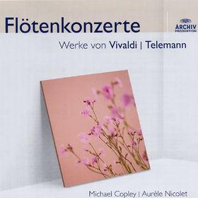 Audior, Vivaldi: Flötenkonzerte RV 441-445, 00028948000364