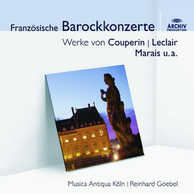 Audior, Französische Barockmusik, 00028948001125