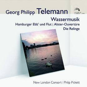 Wassermusik/Hamburger Ebb/Alster-Ouv./+ (audior), 00028948001460