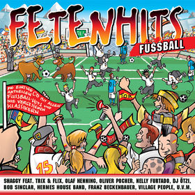 FETENHITS, Fetenhits Fußball, 00600753086858