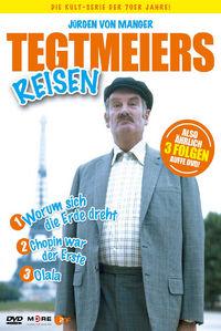 Jürgen von Manger, Tegtmeiers Reisen, 04032989601622