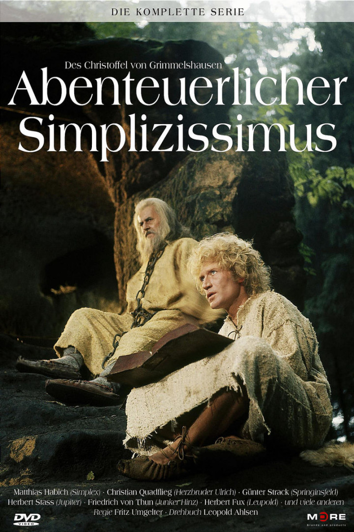 Abenteuerlicher Simplizissimus (Serie auf 2 DVD) 4032989601633