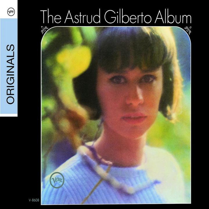 The Astrud Gilberto Album 0602517679274