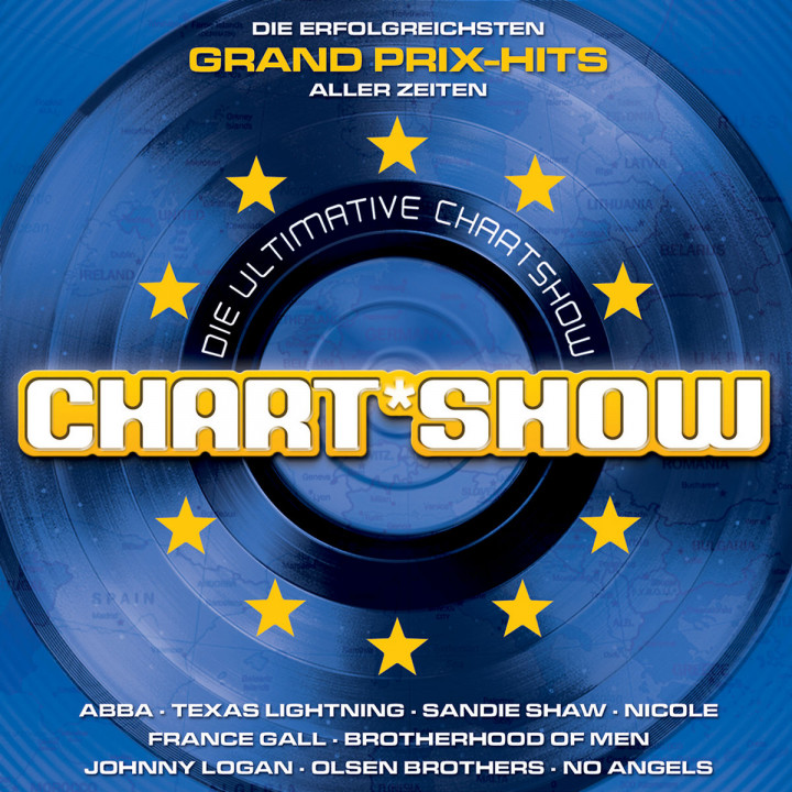 Die Ultimative Chartshow - Grand Prix Hits 0600753084777