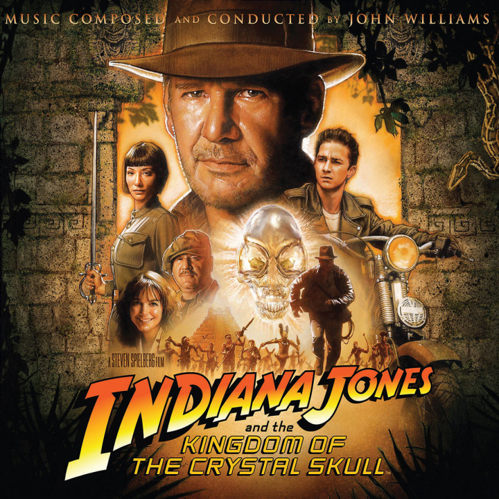 Indiana Jones IV - The Kingdom Of The Crystal Skull