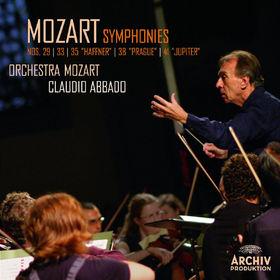 Claudio Abbado, Mozart Symphonies, 00028947775980