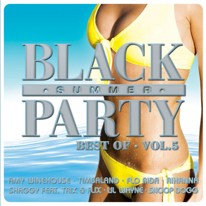 Best of Black Summer Party Vol. 5 0600753085664